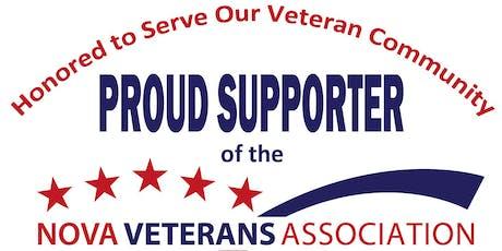 NOVA Veteran's Partner Appreciation Meeting - Open to the Public  tickets