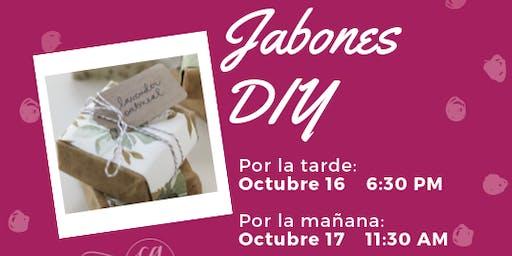 DIY  Jabones Artesanales