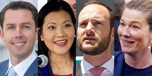 Debate Night: San Francisco's District Attorney