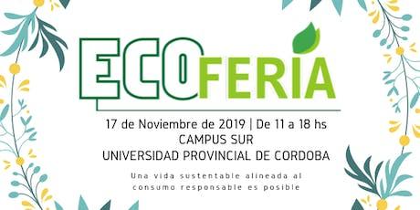 Ecoferia 2019   Evento de Sustentabilidad entradas