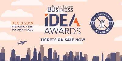 South Sound Business IDEA Awards 2019