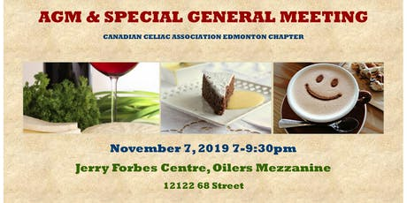 AGM & SPECIAL GENERAL MEETING tickets