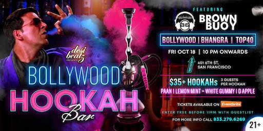 BOLLYWOOD HOOKAH BAR