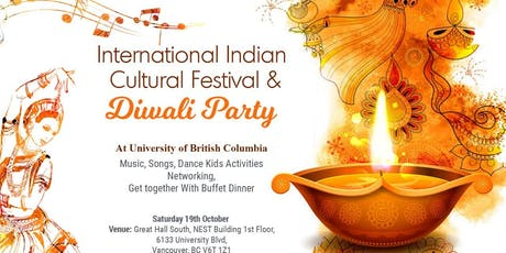 International Indian Cultural Festival tickets