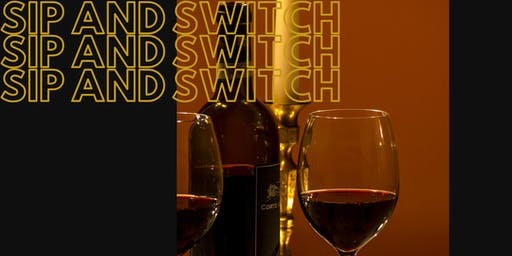 Sip + Switch | A Wine Tasting and Speed Dating Experience