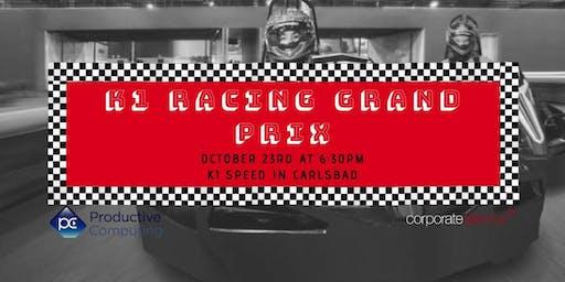 Corporate Alliance Electric Karting Grand Prix
