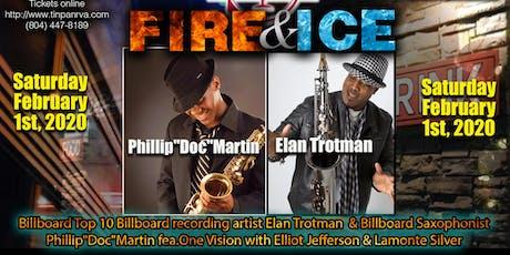 """Phillip """"Doc"""" Martin & Elan Trotman tickets"""