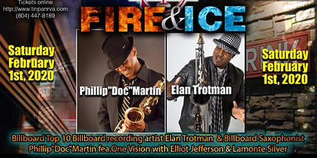 "Phillip ""Doc"" Martin & Elan Trotman tickets"