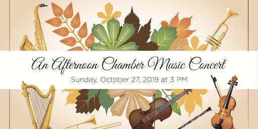 An Afternoon Chamber Concert