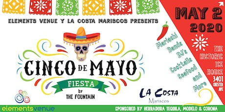 Cinco de Mayo by The Fountain tickets