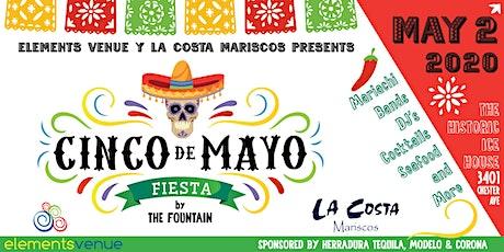 Cinco de Mayo by The Fountain tickets