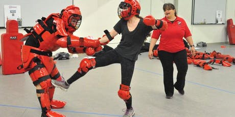 Self-Defense R.A.D.Course for Women with the Boston Police Dept: 4-Week Course  tickets