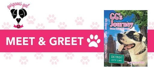 GG's Journey Author Cheryl Phillips at Leon & Lulu: October 20th