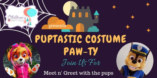 Puptastic Costume PAWTY