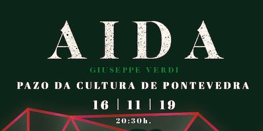 AIDA, G.Verdi en Pontevedra