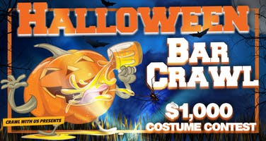 Halloween Bar Crawl - Virginia Beach