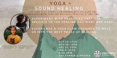 Yoga + Sound Healing
