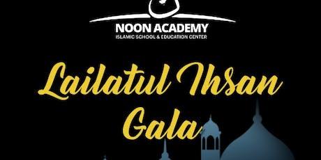 Lailatul Ihsan Gala 2019 tickets