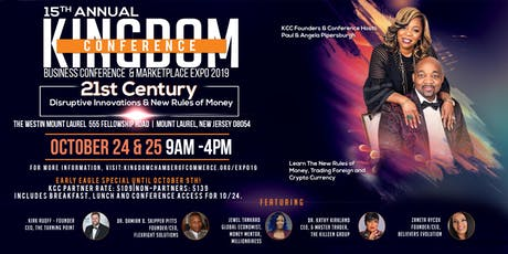 15th Annual Kingdom Business Conference and Marketplace Expo tickets