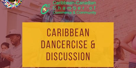 C5 Caribbean Dancercise & Discussion tickets