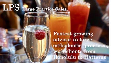 Large Practice Sales  ~ Breakfast & Cocktails!