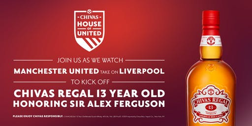 Chivas Regal House of United