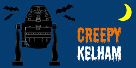 Creepy Kelham - Halloween Family Fun tickets