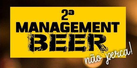 GESTÃO 3.0 MANAGEMENT BEER ingressos
