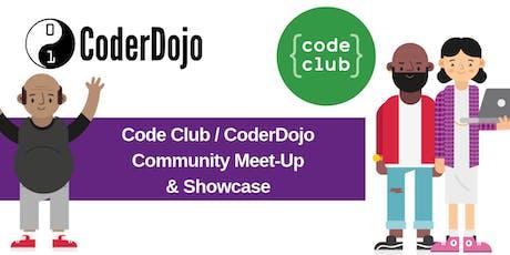 Code Club / CoderDojo Community Meet-Up & Showcase tickets