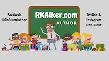 R.K.Alker Children's Author logo