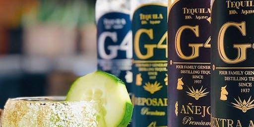 Dia de los Muertos @ Puebla Modern Mexican w/ G4 Tequila