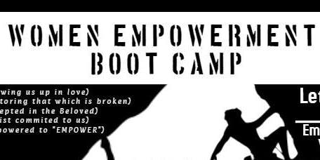 Women Empowerment Boot Camp