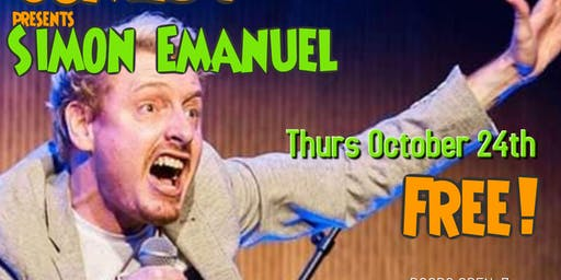 Croc of Wit Comedy Presents Simon Emanuel