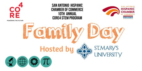 2019 CORE4 STEM Family Day at St. Mary's University tickets