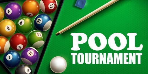 All Ages Pool Tournament