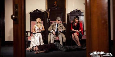 Murder Mystery Dinner Theater in San Diego tickets