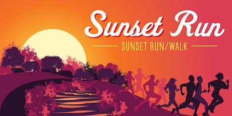 Sunset Run - Vendor Registration tickets