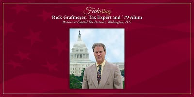 "Rick Grafmeyer '79: ""Congressional Outlook Leading up to the 2020 Election"""