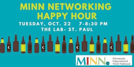 MINN Networking Happy Hour tickets
