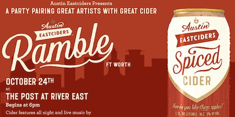 Austin Eastciders Ramble at The Post tickets