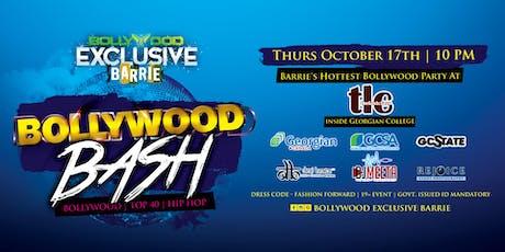 Bollywood Bash inside TLC tickets
