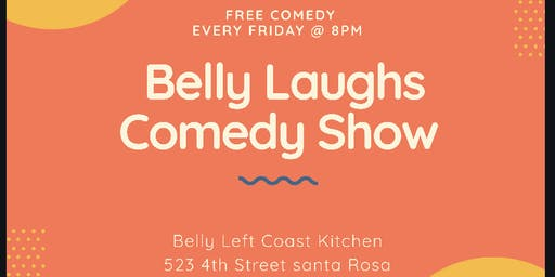 Belly Laughs Comedy Show