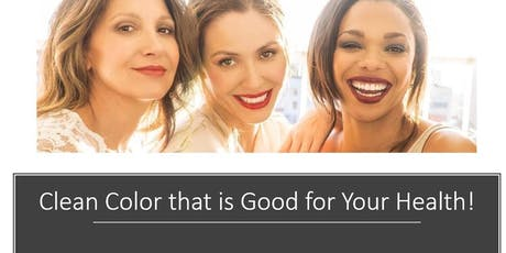 Clean Color That is Good for Your Health tickets