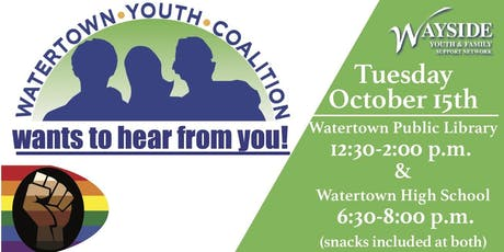 WYC is Calling All of Watertown! (Afternoon Session) tickets