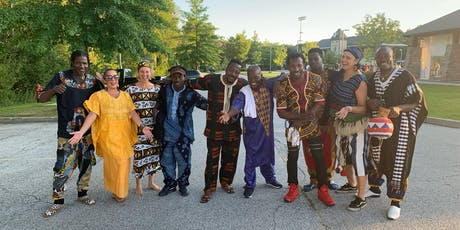 West African Dance Party ft Jeh Kulu Dance & Drum Theater at Nectar's tickets
