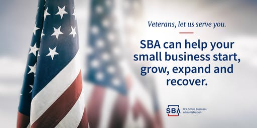 San Francisco District Office's National Veteran's Small Business Week