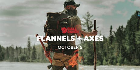 Flannels & Axes at Fjallraven Seaport tickets