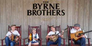 Haggis Celtic Concerts Presents: The Byrne Brothers