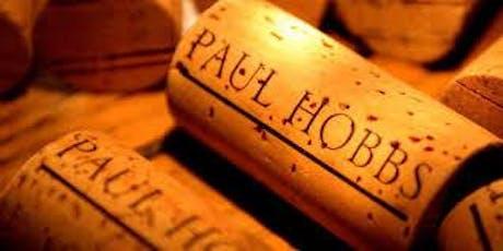 Paul Hobbs Wines Wine Dinner tickets