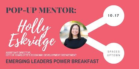 Pop-Up Mentor CLT - Emerging Leaders Power Breakfast tickets